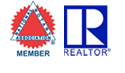 National Notary Association logo, National Realtors Logo